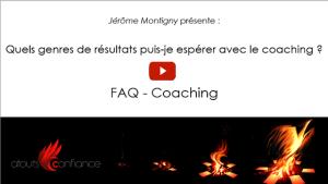 Quel résultats puis-je espérer avec le coaching ?