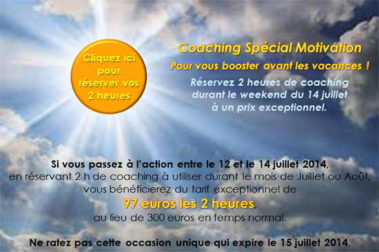 coaching special ete